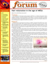 International Society of Hair Restoration Surgery: 18 (4)